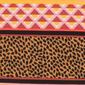 Amber 21 jr Leopard print tankini