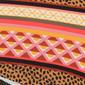Koski 21 b jr Leopard print halter neck bikini