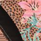 Bea jr Leopard print triangle bikini