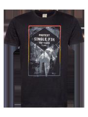 Inset T-shirt
