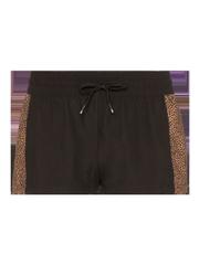 Gisela Leopard print swim shorts