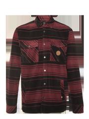 Nxg hendrixel Fleece long sleeve shirts