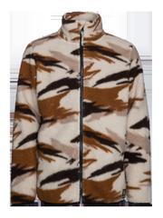 Bubba jr Camo fleece jacket