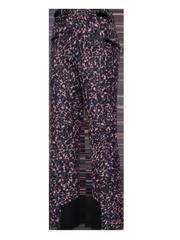 Starlet Leopard print ski trousers