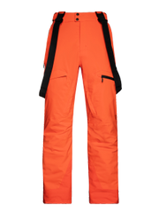 Christian Ski trousers with suspenders