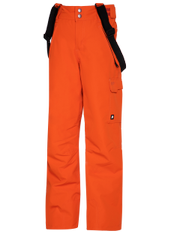 Denysy jr Ski trousers with suspenders