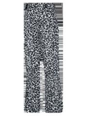 Broomy jr Leopard print ski trousers