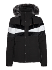 Alison Faux fur ski jacket