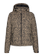 Dallas Leopard print ski jacket