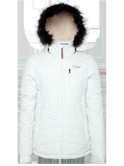 Valdez Faux fur ski jacket