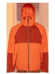 Vento Colour block ski jacket