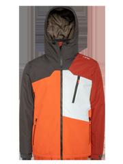 Purton Colour block ski jacket