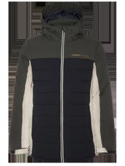 Fishburns Puffer ski jacket