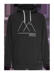 Melton 20 Softshell anorak ski jacket