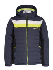 Optic Puffer ski jacket