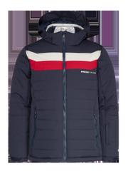 Optic Gewatteerde ski-jas
