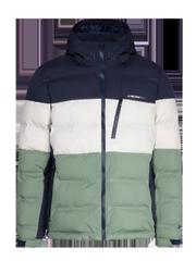 Blur Puffer ski jacket