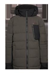 Slope jr Puffer ski jacket