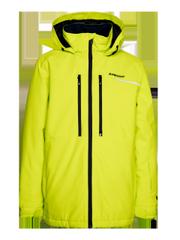 Flynn jr Neon ski jacket