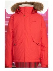 Sally jr Faux fur ski jacket