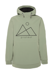 Fruitye jr Softshell anorak ski jacket