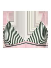 Mm palmtree Triangle bikini top