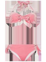 Latin Velvet bandeau bikini