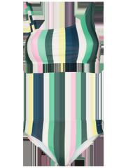 Sanne Neckholder-Bikini