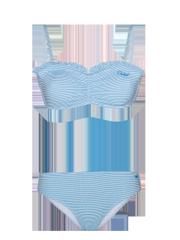 Celery Retro bandeau bikini