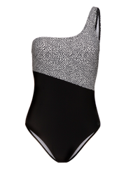 Oneside Online Only One shoulder swimsuit