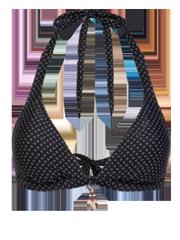 Mm hatton ccup Halter neck bikini top