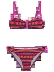 Hula 18-2 jr Bandeau bikini