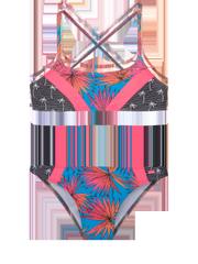 Carole jr Halter neck bikini