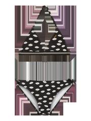 Flores jr Triangle bikini