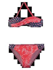 Eesha jr Bandeau-Bikini