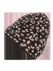 Pepper Leopard print beanie