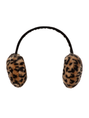 Stella Leopard print ear muffs