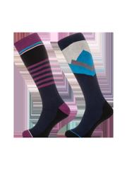 Kevin 2 pack Ski socks